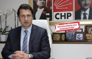 CHP'li Yücel'den Madımak katliamı mesajı