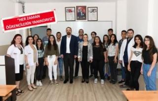 ÇİBEM'den üniversite adayları için tercih...