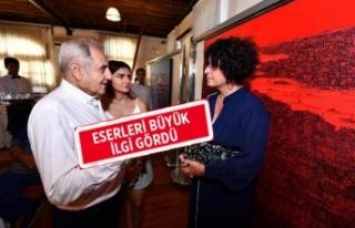 Devrim Erbil'in 60'ıncı sanat yılı İzmir'de...