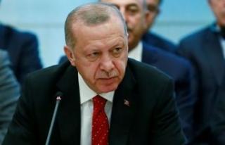 Erdoğan'dan 'sistem' açıklaması