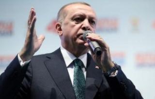 Erdoğan'dan 'Suriyeli' kararı