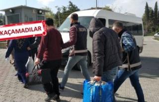 İzmir'de insan kaçakçılığına geçit yok!...