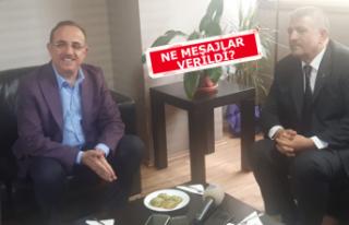 İzmir'de 'siyasi' trafik: Cumhur İttifakı...