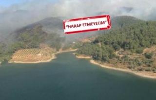 İzmir Orman Bölge Müdürü'nden 'mangal'...
