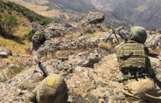 'Pençe' harekatında 68 terörist etkisiz...