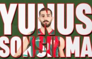 Yunus Emre Sonsırma, Pınar Karşıyaka'da!