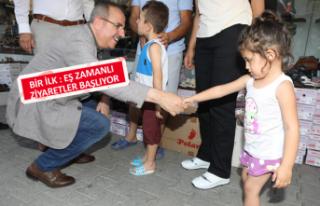 AK Parti İzmir teyakkuzda: 7/24 hizmetteyiz