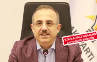 AK Partili Sürekli'den bayram mesajı