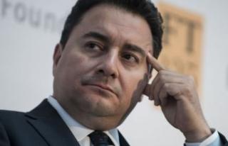 Ali Babacan'dan yeni parti açıklaması