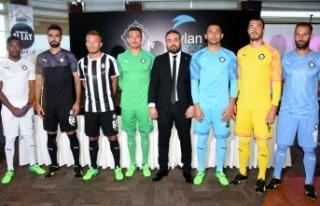 Altay yeni sezon formalarını tanıttı