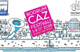 Bodrum Caz Festivali 1 Eylül'de başlıyor