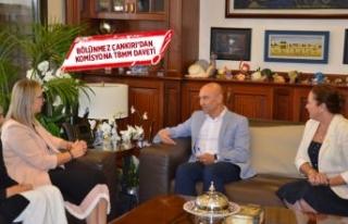 Bölünmez Çankırı'dan komisyona TBMM daveti