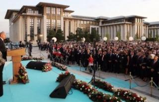 """Erdoğan: """"2023 hedeflerimize mutlaka ulaşacağız"""""""