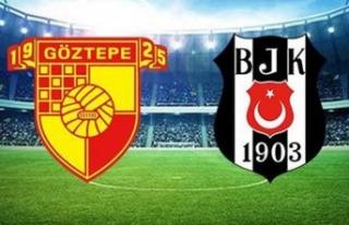 Göz-göz maça hazır! Beşiktaş'ın kadrosu...