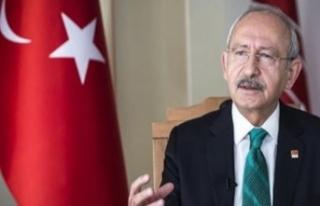 Kılıçdaroğlu'dan Erdoğan'a 'bayrak'...