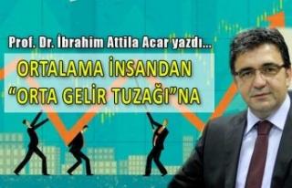 Prof. Dr. İbrahim Attila Acar yazdı: Ortalama insandan,...