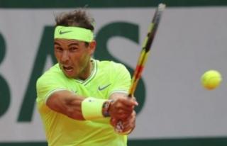 Rafael Nadal, ABD Açık'ta 2. Tur'da!