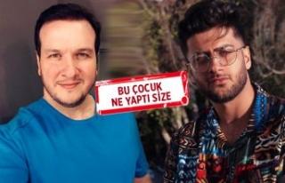 Şahan Gökbakar'dan Reynmen'e destek!