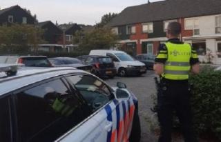 Hollanda'da silahlı saldırı