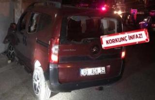 İzmir'de kanlı saldırı! Seyir halindeyken...
