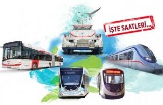 İzmir'de ulaşıma fuar ayarı