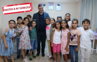Karşıyaka'dan bin 100 öğrenciye destek!