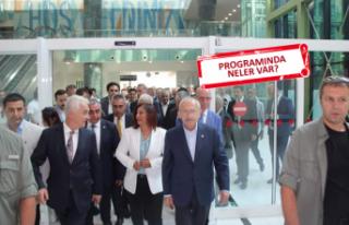 Kılıçdaroğlu İzmir'e geldi