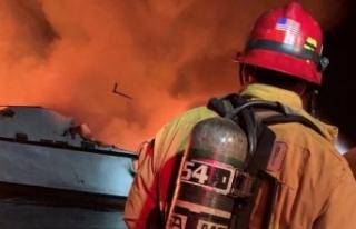 Lüks teknede yangın: Onlarca ölü var