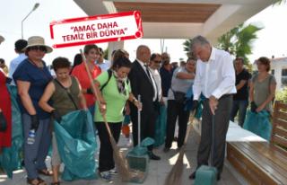 Narlıdere Deniz Festivali'nde 2'nci gün: 'Temiz'...