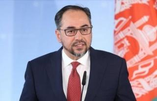 Afganistan Dışişleri Bakanı Rabbani'den istifa...