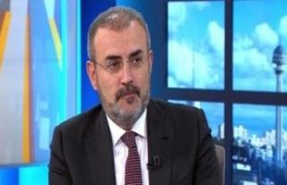 AK Parti'li Ünal: Türkiye maskeleri düşürüyor