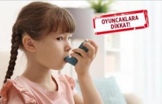 Astımlı çocuklar her gün yoğurt yemeli!