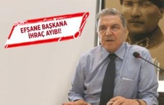 CHP'de efsane başkana ihraç ayıbı!