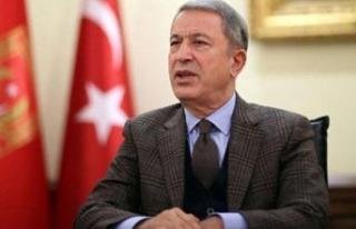 Esper'den kritik Suriye açıklaması: Akar'la...
