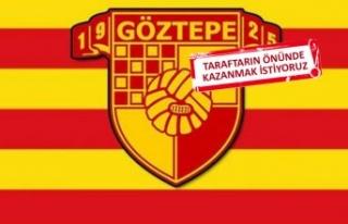 Göztepe'nin konuğu Kayserispor