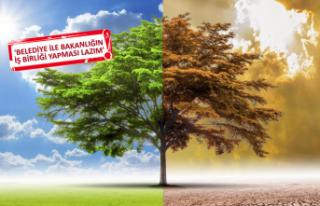 İzmir'de 'İklim Değişikliği' eğitimi
