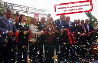 Ödemiş Süs Bitkileri Üreticileri Sergisi 15'inci...