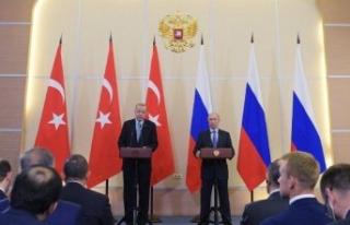Son dakika… Putin'den dikkat çeken sözler: Türkler...
