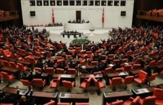 Suriye ve Irak tezkeresi TBMM'de kabul edildi