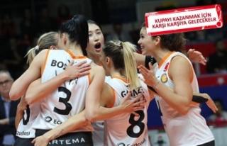Voleybolda Şampiyonlar Kupası, İzmir'de sahibini...