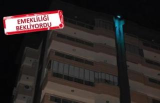 8'inci kattan düşen mühendis öldü