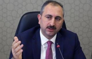 """Adalet BakanıGül'den """"ceza indirimi""""..."""