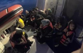 Çanakkale'de yine kaçak göçmen yakalandı