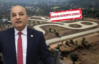 CHP'li Polat 'Go Kart kararı'nı Meclis'e...