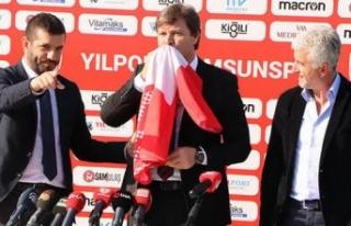Ertuğrul Sağlam: Samsunspor'u 6. şampiyon...