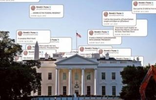 Trump'ın Twitter kullanımı mercek altında