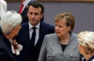 AB liderlerinden Türkiye-Libya anlaşmasına karşı...