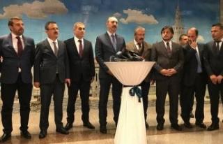 Adalet Bakanı Gül: Katilin firari ile ilgili soruşturma...