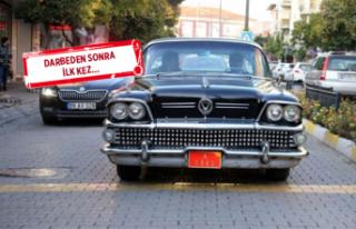Adnan Menderes'in makam aracı Aydın'a...