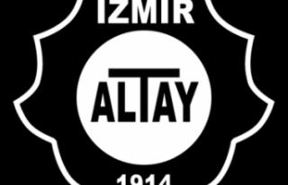 Altay'da hava bozdu